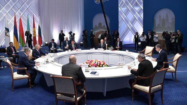 Заседание Высшего Евразийского экономического совета - Sputnik Беларусь