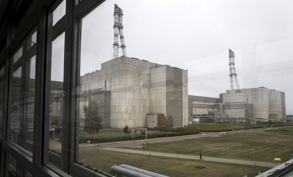 Игналинская АЭС - Sputnik Беларусь