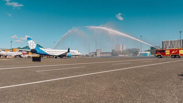 Белавиа запустила рейс из Минска в Таллинн - Sputnik Беларусь