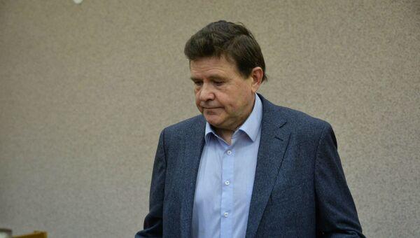 Бывший директор РНПЦ травматологии и ортопедии Александр Белецкий - Sputnik Беларусь
