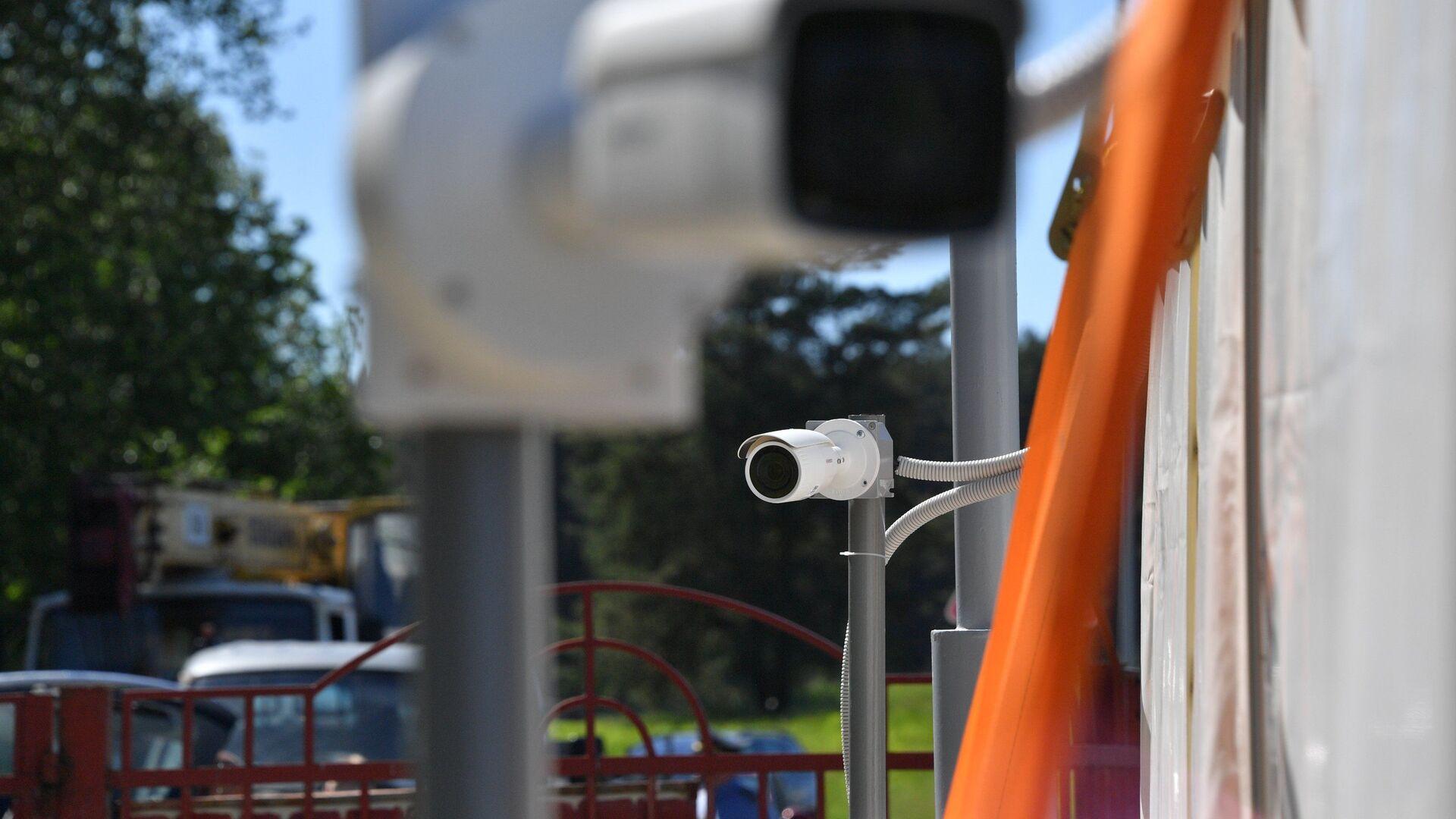 Умные камеры смогут распознавать лица - Sputnik Беларусь, 1920, 16.09.2021