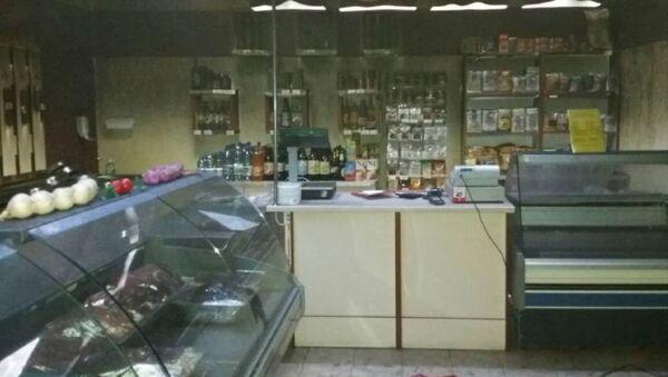 Пожар в магазине в Ляховичах - Sputnik Беларусь
