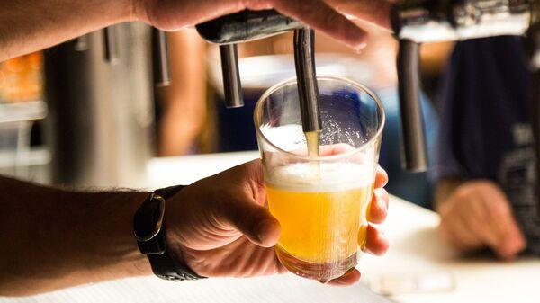 Пиво, архивное фото - Sputnik Беларусь