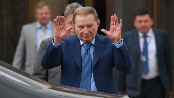 Кучма ушел из ТКГ в сентябре прошлого года, сославшись на усталость и возраст - Sputnik Беларусь