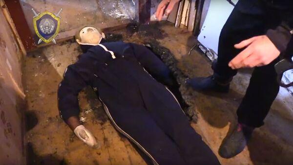Расследование убийства пенсионера в Чечерске завершено, видео - Sputnik Беларусь