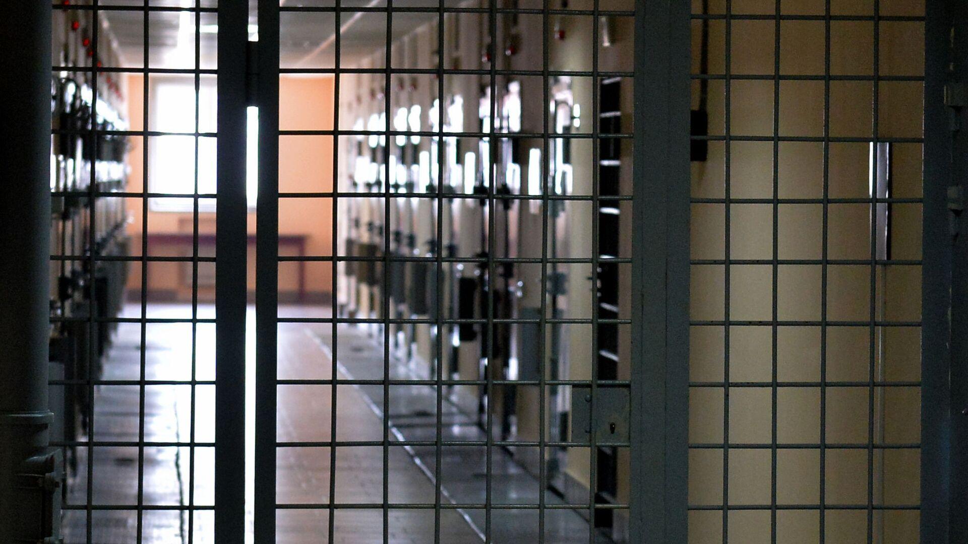 Со всеми вновь прибывшими в тюрьму или в колонию обязательно работает психолог - Sputnik Беларусь, 1920, 07.04.2021