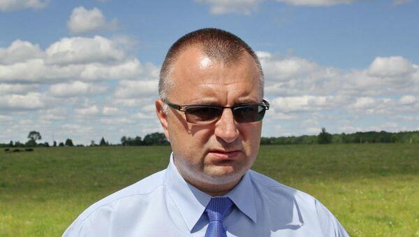 Замминистра сельского хозяйства и продовольствия Игорь Брыло - Sputnik Беларусь