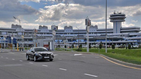 Национальный аэропорт Минск - Sputnik Беларусь