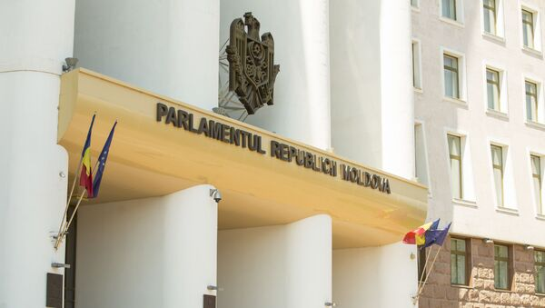 Здание парламента Молдовы в Кишиневе - Sputnik Беларусь