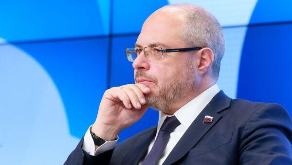 Депутат Госдумы РФ Сергей Гаврилов - Sputnik Беларусь