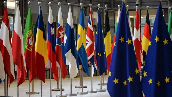 Саміт ЕС у Брусэлі - Sputnik Беларусь