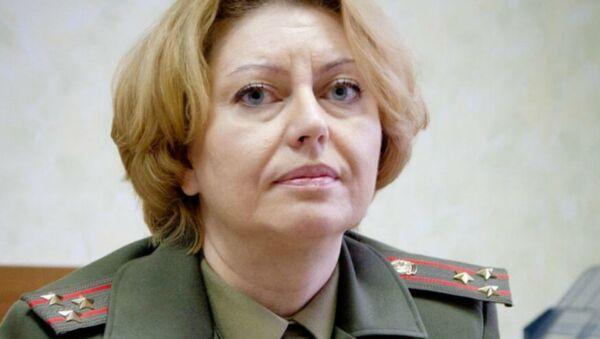Начальник управления исполнения приговоров ДИН МВД Жанна Батурицкая - Sputnik Беларусь