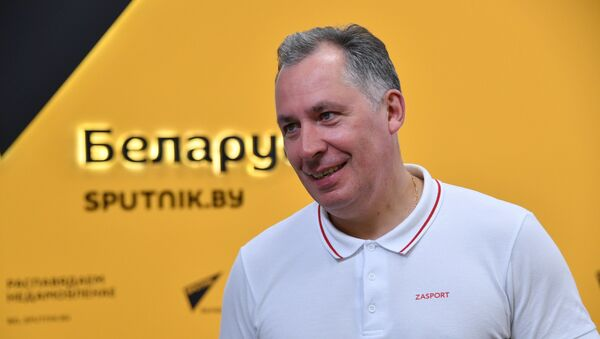Глава ОКР Станислав Поздняков - Sputnik Беларусь