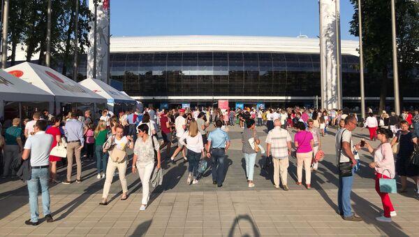 Стадион Динамо - Sputnik Беларусь