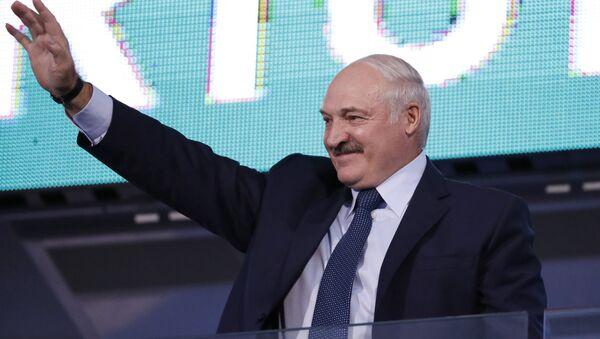 Президент Беларуси Александр Лукашенко - Sputnik Беларусь