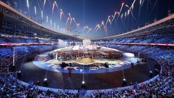 Церемония закрытия ЕИ-2019 - Sputnik Беларусь