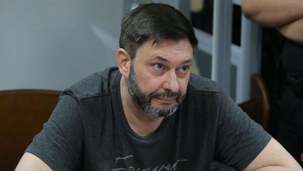 Вышынскі пра суд над ім: гэта аплявуха ўкраінскаму правасуддзю - Sputnik Беларусь
