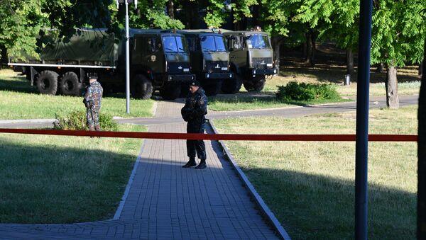 На месте ЧП работают правоохранительные органы - Sputnik Беларусь
