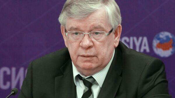 Исполняющий обязанности генерального секретаря ОДКБ Валерий Семериков  - Sputnik Беларусь
