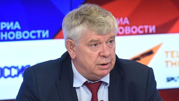 Исполняющий обязанности генерального секретаря Организации Договора о коллективной безопасности Валерий Семериков - Sputnik Беларусь