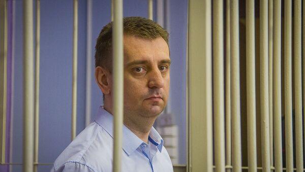 Экс-начальник ГУПР Минска Андрей Доморацкий - Sputnik Беларусь