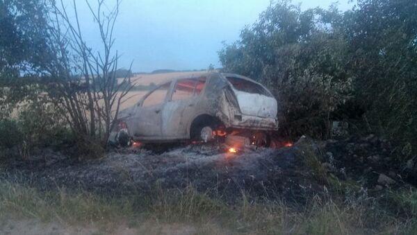 Пьяный подросток угнал авто и попал в аварию под Гродно - Sputnik Беларусь