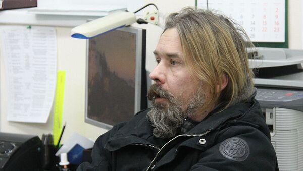 Лидер Коррозии металла Сергей Паук Троицкий - Sputnik Беларусь