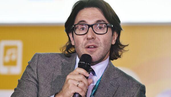 Телеведущий, главный редактор журнала StarHit Андрей Малахов  - Sputnik Беларусь