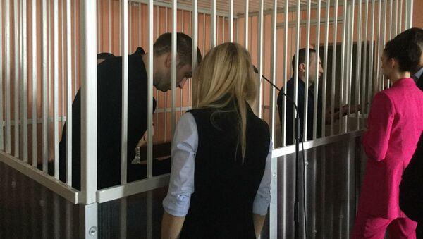 В Минске начали судить двух уроженцев Азербайджана  и белоруса, задержанных осенью 2018 года  - Sputnik Беларусь