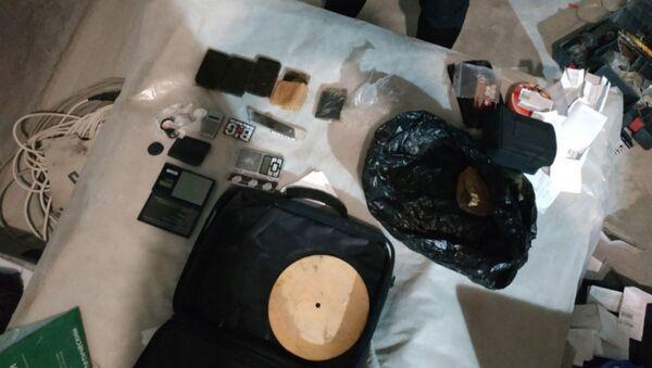 Перекрыт крупный канал поставки наркотиков на территорию Республики Беларусь - Sputnik Беларусь
