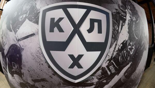Логотип Континентальной хоккейной лиги - Sputnik Беларусь