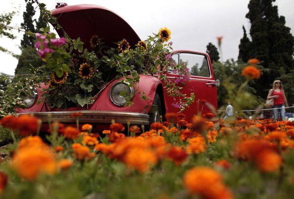 Это конец пути для автомобиля, который символизировал многое в истории, охватывающей восемь десятилетий с 1938 года. - Sputnik Беларусь