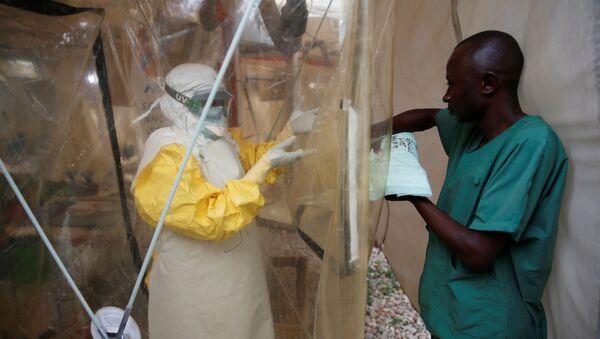 Уровень риска распространения Эболы на национальном и региональном уровне в Конго остается высоким - Sputnik Беларусь