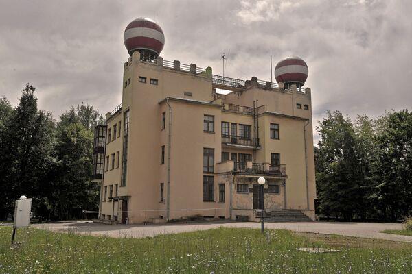 Обсерваторию Гидрометеоцентра построили в 1934-м по проекту Ивана Володько. - Sputnik Беларусь