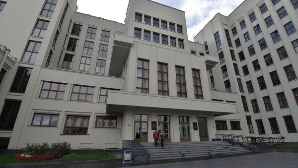 Дом правительства  - Sputnik Беларусь