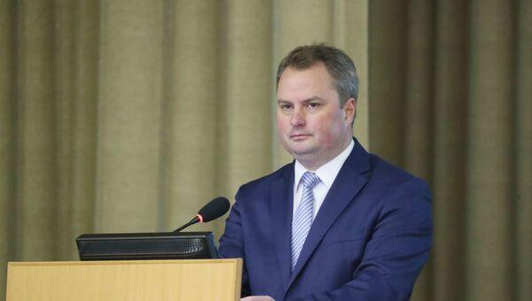 Министр промышленности Республики Беларусь Павел Утюпин - Sputnik Беларусь