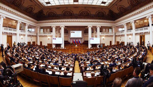 VI Форум рэгіёнаў Расіі і Беларусі - Sputnik Беларусь
