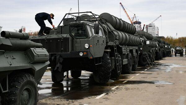 Комплексы С-400 Триумф - Sputnik Беларусь