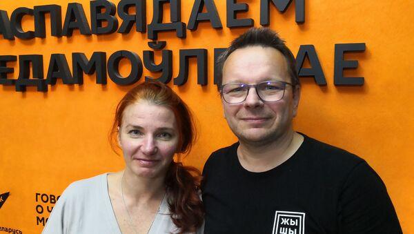 Писатели Жвалевский и Пастернак о новой книге, спектакле и столетии на двоих - Sputnik Беларусь