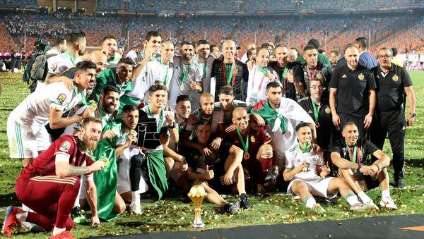 Сборная Алжира по футболу выиграла Кубок африканских наций - Sputnik Беларусь