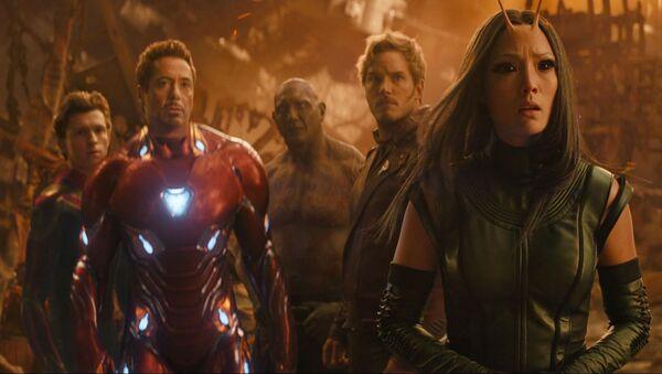 Кадр из фильма Мстители. Финал - Sputnik Беларусь