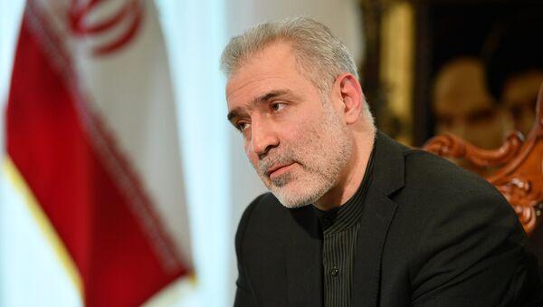 Посол Ирана в Беларуси Мостафа Овейси - Sputnik Беларусь