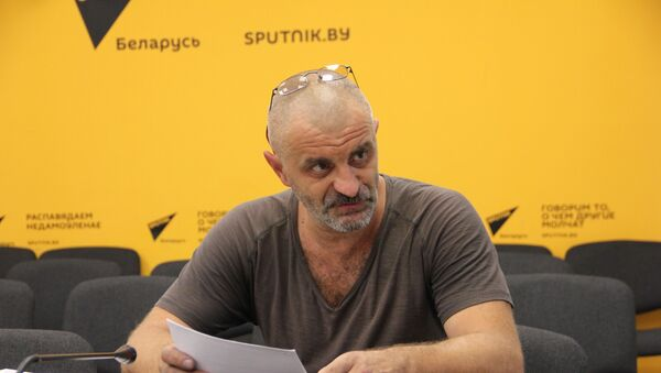 Василий Синькевич в редакции Sputnik - Sputnik Беларусь