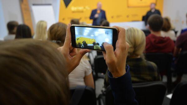 SputnikPro атрымаў прэмію IPRA Golden World Awards - Sputnik Беларусь