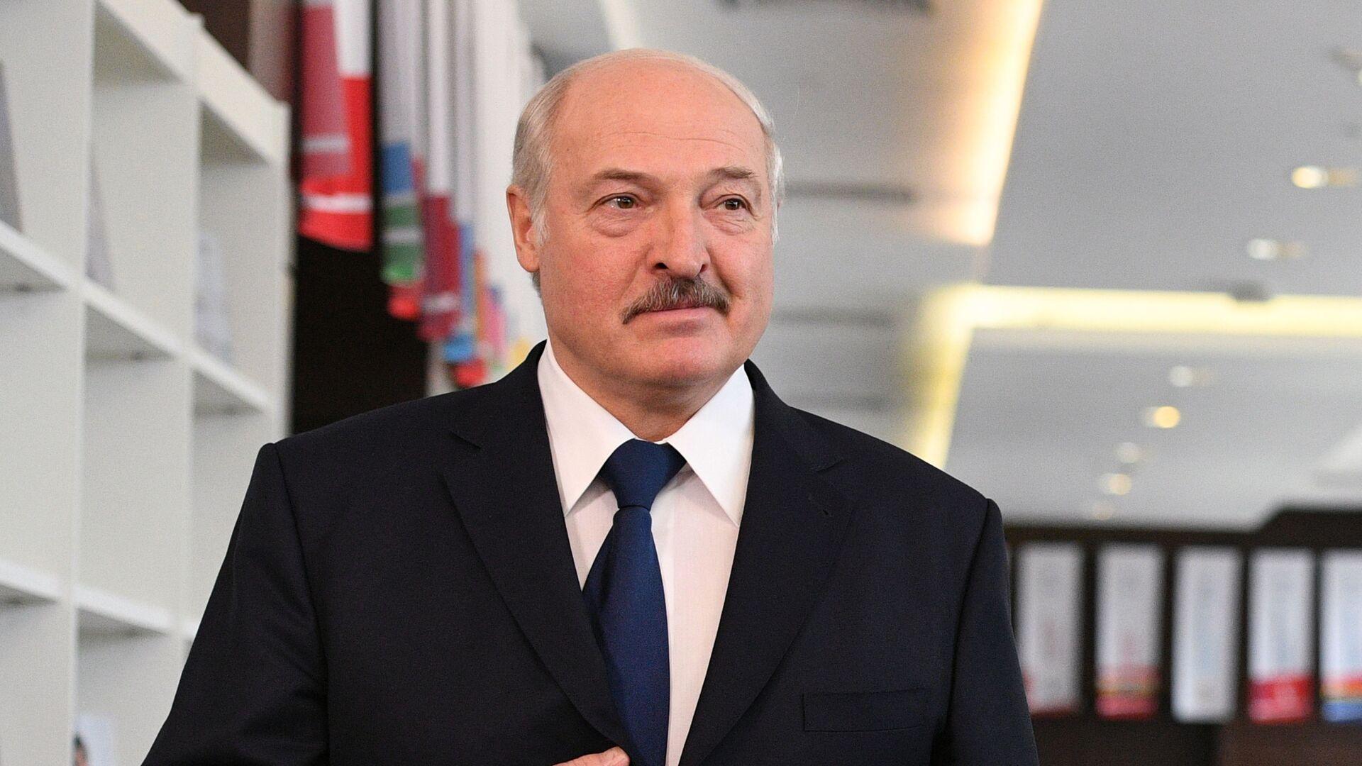 Президент Беларуси Александр Лукашенко - Sputnik Беларусь, 1920, 17.09.2021