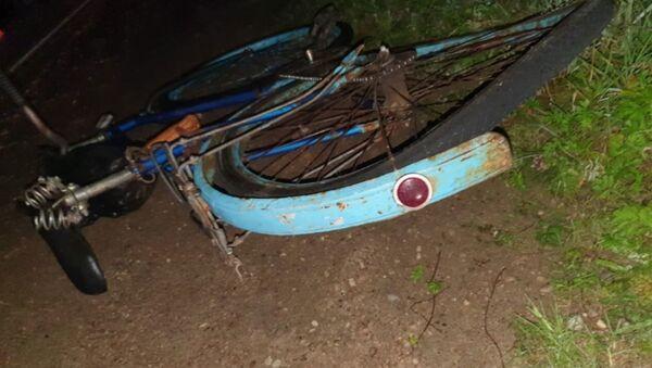 Литовец сбил насмерть велосипедиста в Островецком районе  - Sputnik Беларусь