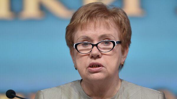 Ярмошына здзіўленая актыўнасцю перадвыбарнай кампаніі - Sputnik Беларусь