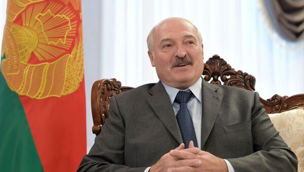 Президент Республики Беларусь Александр Лукашенко - Sputnik Беларусь