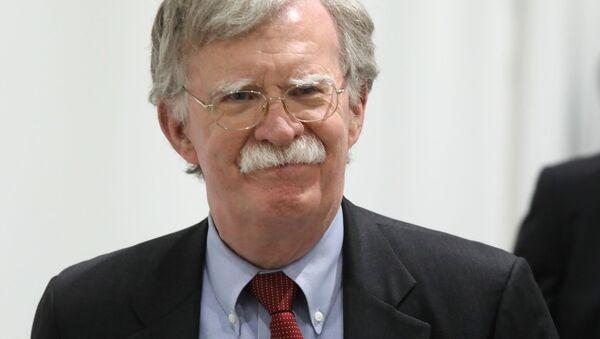 Cоветник президента США по национальной безопасности Джон Болтон - Sputnik Беларусь