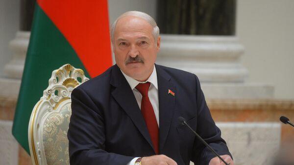 Аляксандр Лукашэнка, архіўнае фота - Sputnik Беларусь